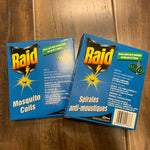 Raid Mosquito Coils - 8 Coils 2 Stands Pack