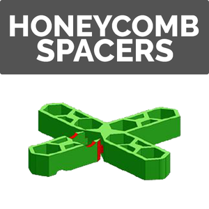 Honeycomb Spacers