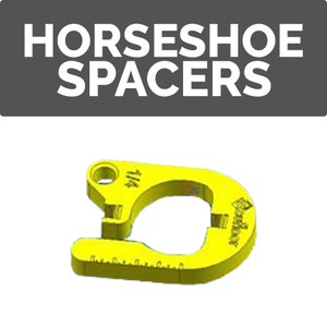 Horseshoe Spacers
