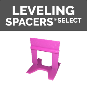 Self Leveling Spacers