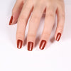 9ml Matte Top Coat Nail Polish Glossy Surface Effect Nail Varnish