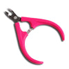 Nail Cuticle Clipper Cutter Trimmer Nipper Scissor Nail Tool Random Color