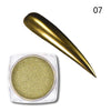 1g/Box Chameleon Mirror Nail Glitters Powder Chrome Pigment Nail Art Decoration