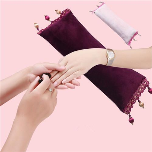Detachable Tassel Soft Hand Cushion Holder Nail Pillow Nail Tools