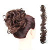 Long Ponytail Wavy Curly Styling Wig Hair For Hair