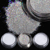 2g Sugar Holographic Nail Powder Dust Nail Art Glitter Decoration