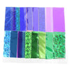 48Pcs Mix Color Starry Nail Foils Holo Transfer Nail Art Stickers