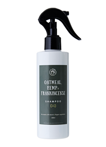 Hemp And Frankincense Shampoo - Palm-Oil Free, Vegan, Cruelty-Free