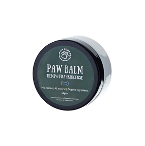 Hemp and Frankincense Paw Balm - Palm Oil Free | Cruelty-Free