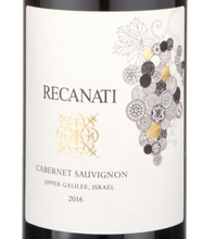 Load image into Gallery viewer, Recanati Cabernet Sauvignon Galilee