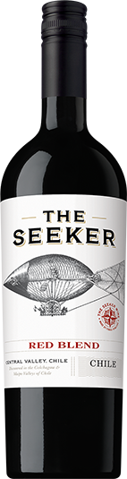 The Seeker Red Blend