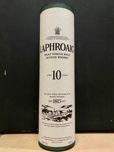 Load image into Gallery viewer, Laphroaig 10yr Scotch 750ml