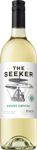 The Seeker Pinot Grigio