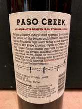 Load image into Gallery viewer, Paso Creek Zinfandel