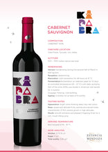 Load image into Gallery viewer, Kadabra Cabernet Sauvignon