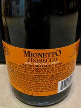 Load image into Gallery viewer, Mionetto Prosecco 750ml