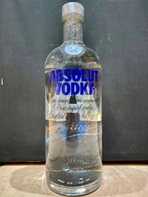 Load image into Gallery viewer, Absolut Vodka 1Liter