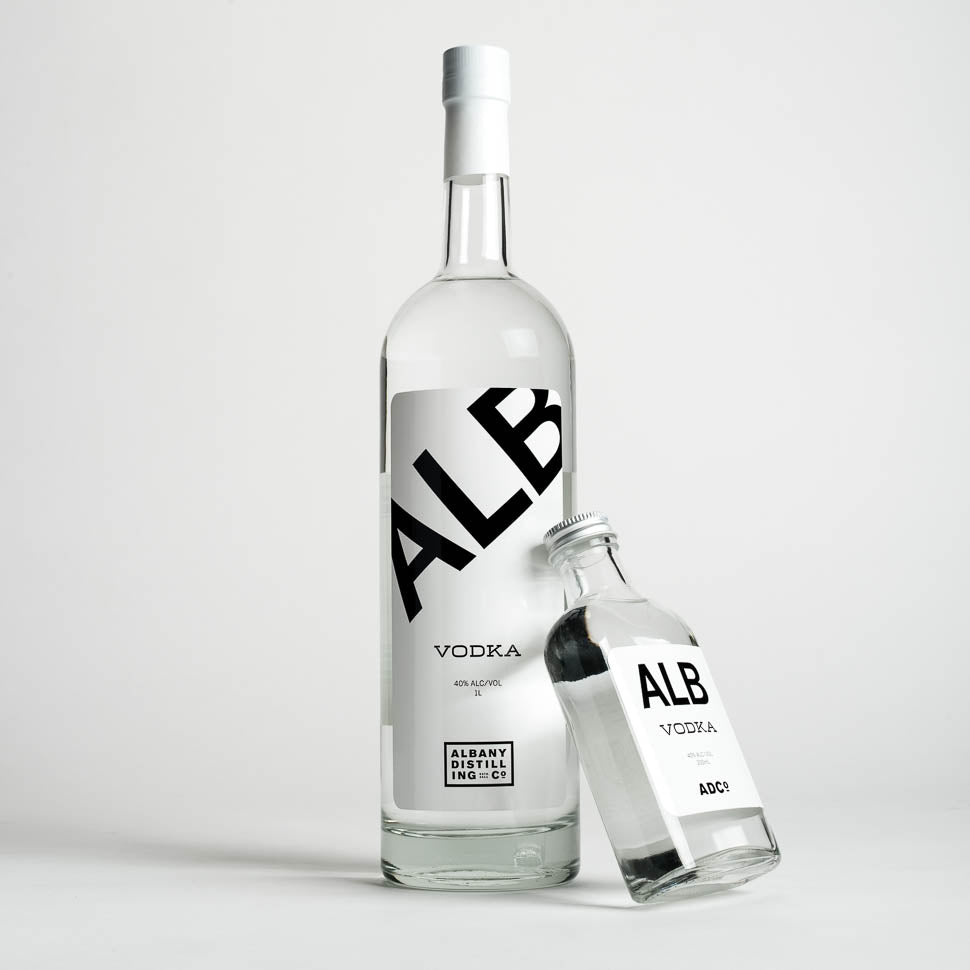 Alb Vodka 1liter