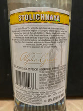 Load image into Gallery viewer, Stoli Citros 1Liter