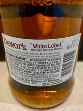 Load image into Gallery viewer, Dewars 1Liter