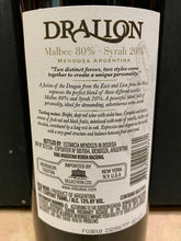Load image into Gallery viewer, Dralion Malbec Syrah