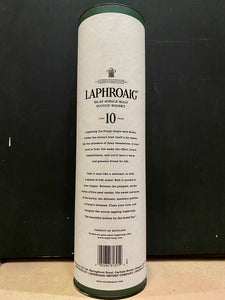 Laphroaig 10yr Scotch 750ml