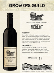 Owen Roe Growers Guild Merlot