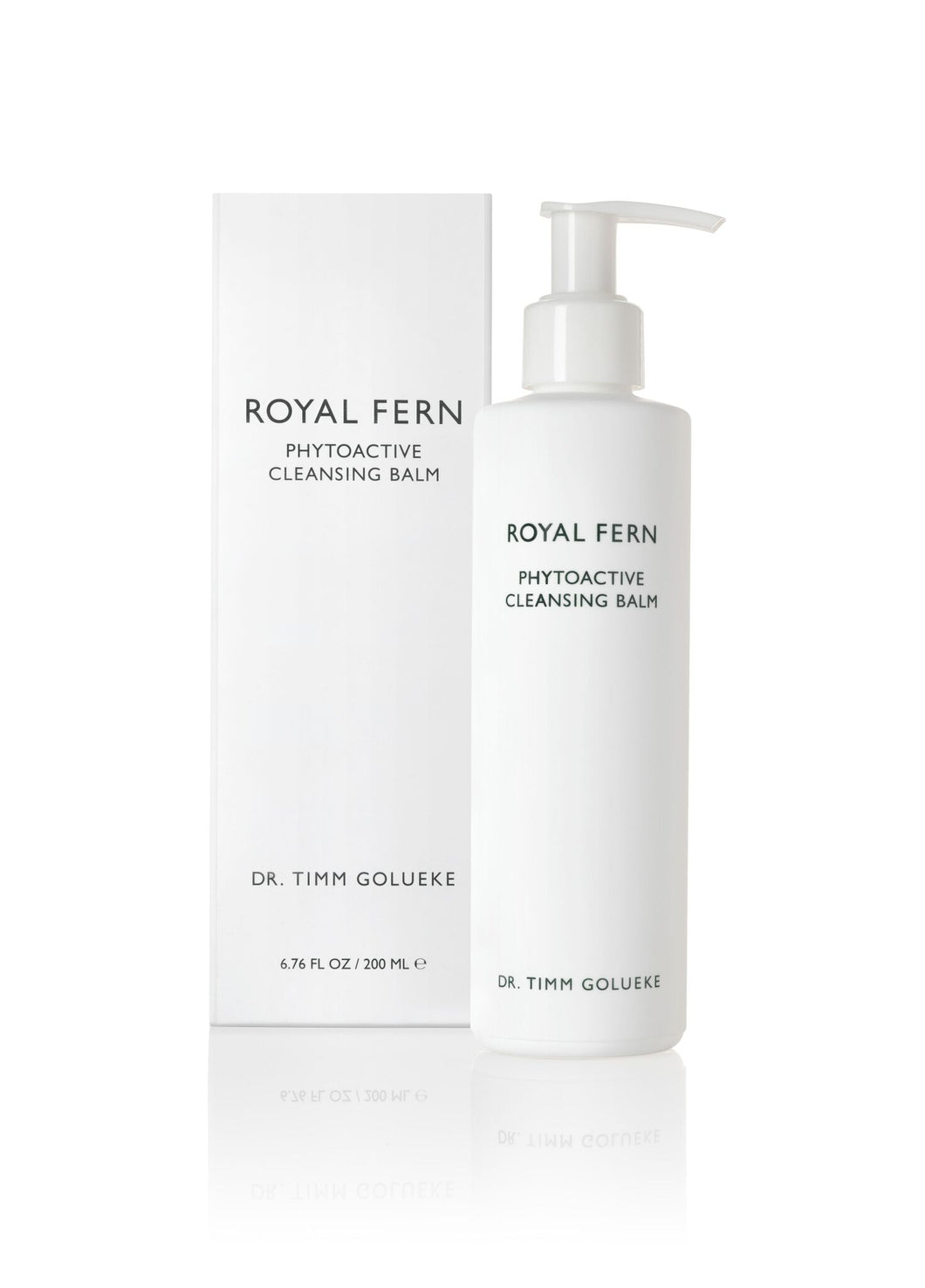 Royal Fern - Phytoactive  Cleansing  Balm