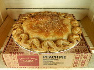 Peach Pie - Frozen