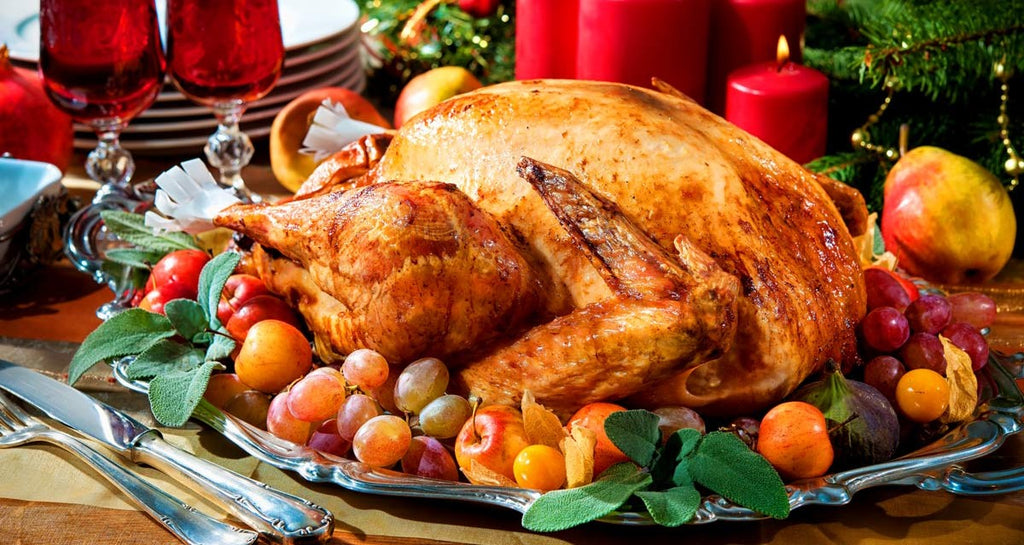 Traditional White Broad Breasted Turkey - Brine-Only - $5.85/lb - Deposit