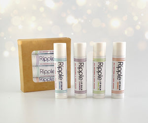 Lip balm collection 4-pack