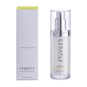 CERAPLE Luxury Oil + Serum