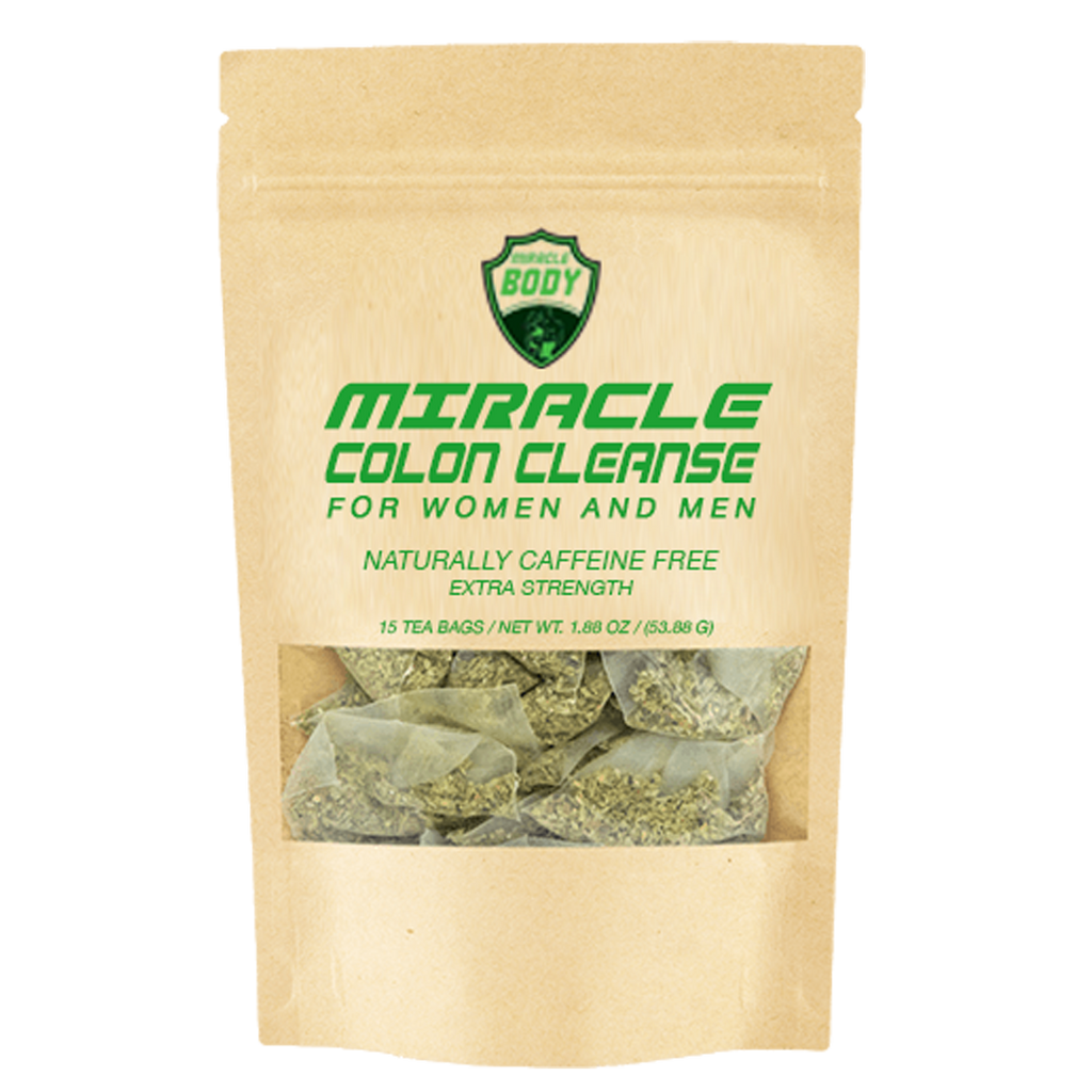 Miracle Colon Cleanse Herbal Tea