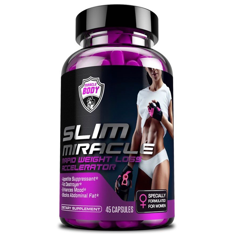 SLIM MIRACLE Extreme Weight Loss Accelerator