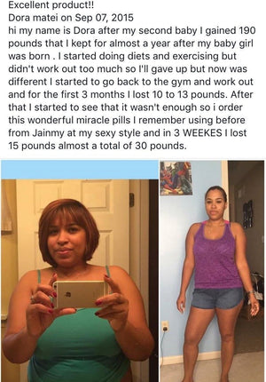 SLIM MIRACLE Weight Loss Accelerator **NEW FORMULA**
