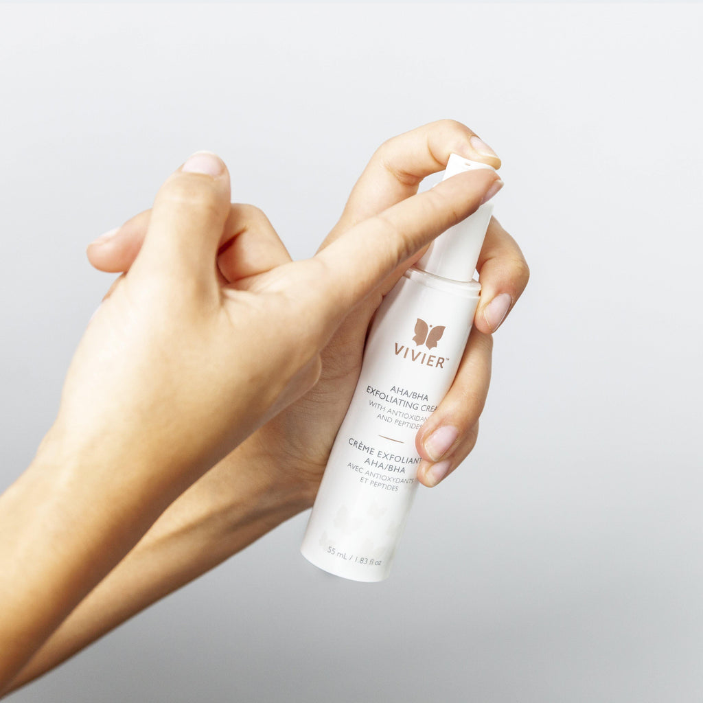 AHA/BHA Exfoliating Cream - Skin Vitality Medical Clinic