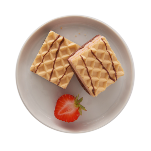 Strawberry Flavoured Wafers - Skin Vitality Medical Clinic