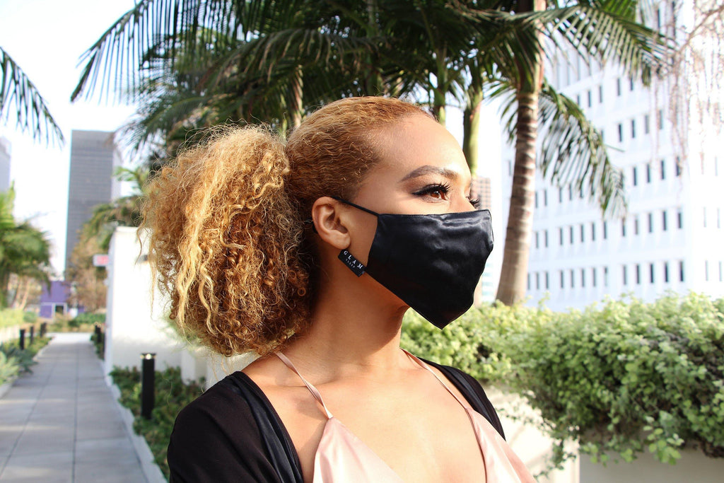 Glam Face Mask in Black - Skin Vitality Medical Clinic