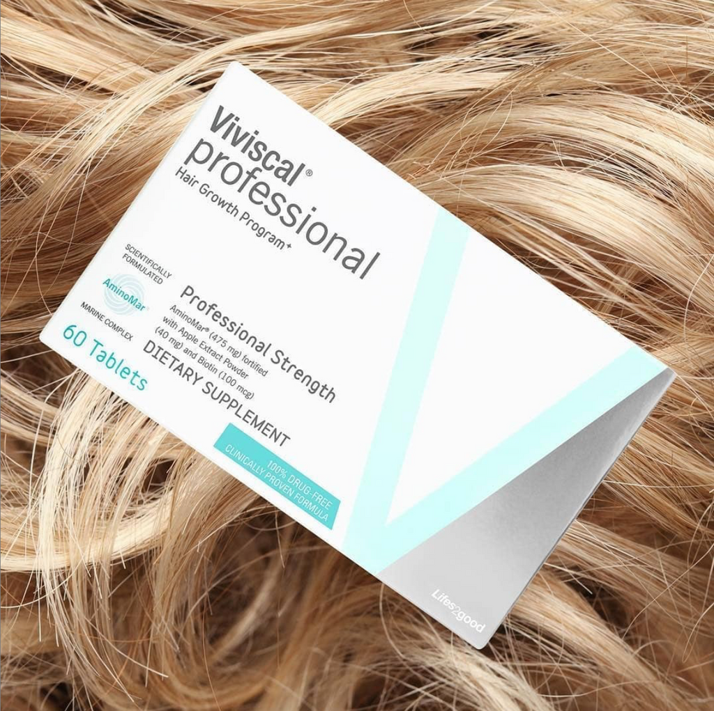 Hair Nourishment Supplements - Skin Vitality Medical Clinic