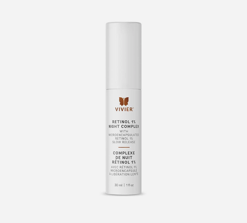 Vivier Retinol 1.0% Night Repair Complex