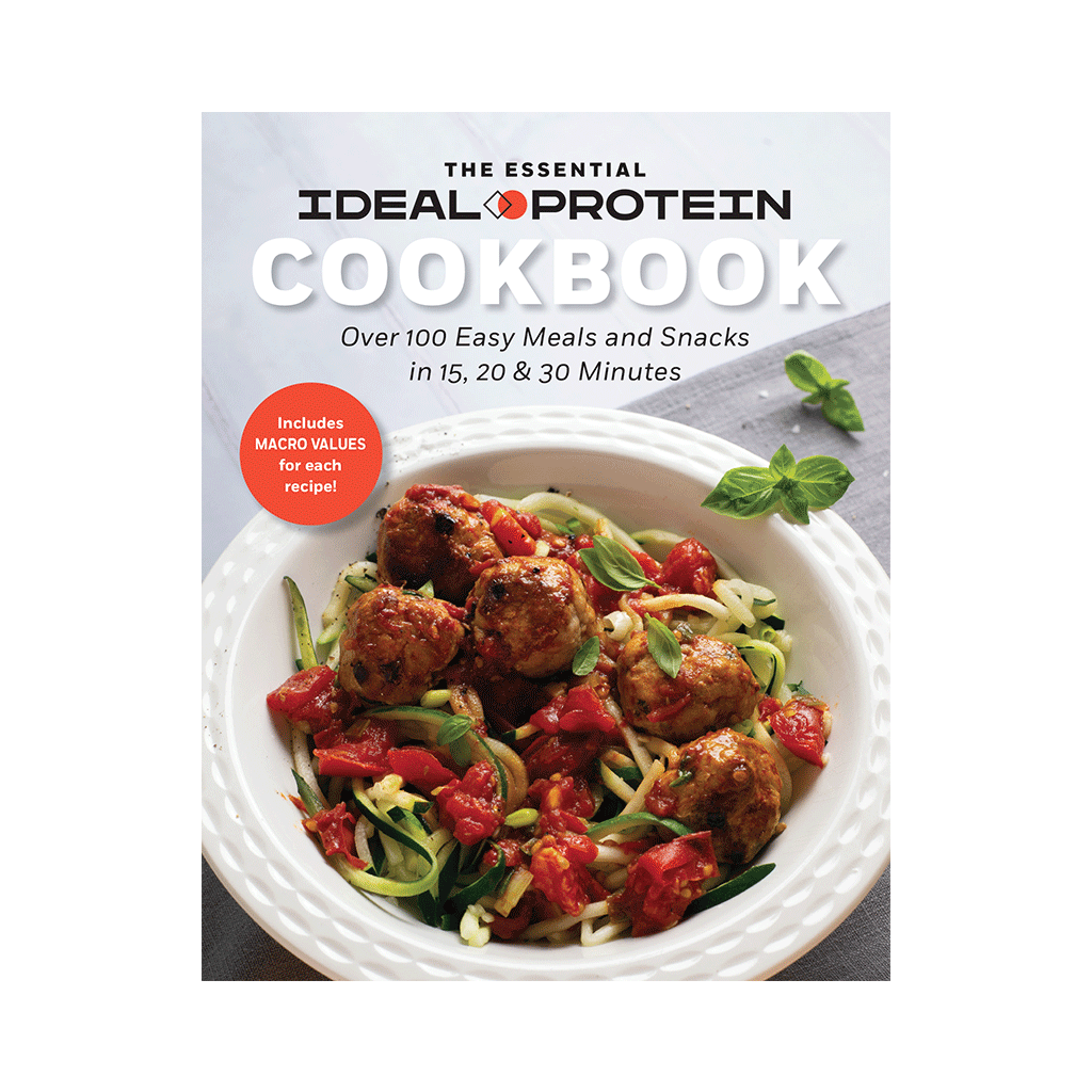 The Essential Ideal Protein Cookbook - Skin Vitality Medical Clinic