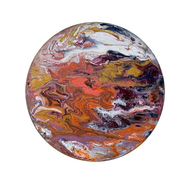 """Overcomer"" - Painted Record"