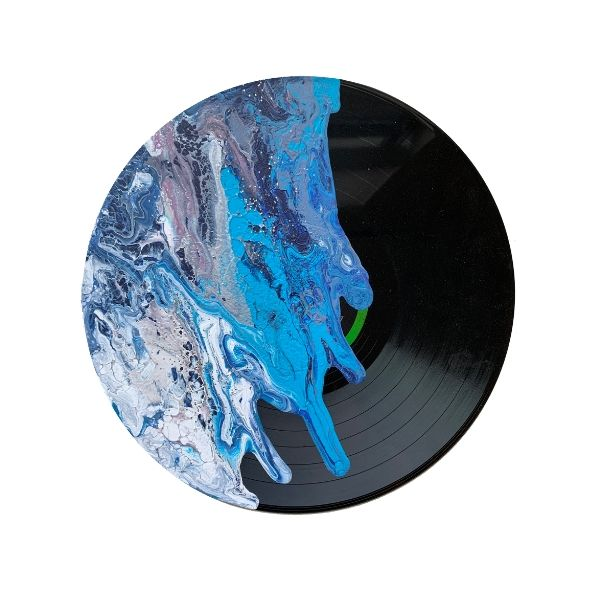"""Chosen"" - Painted Record"