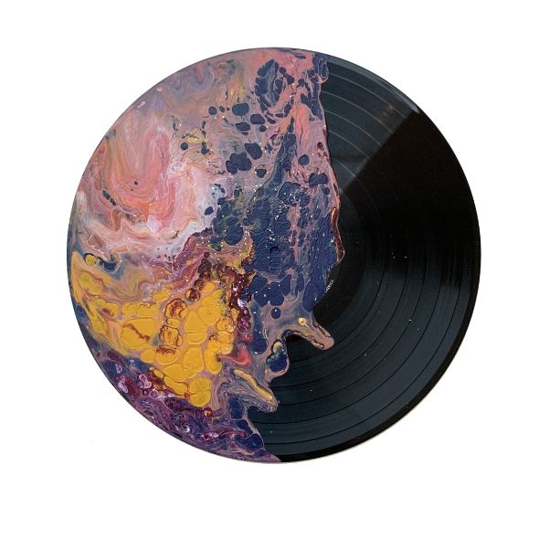 """More than enough"" - Painted record"