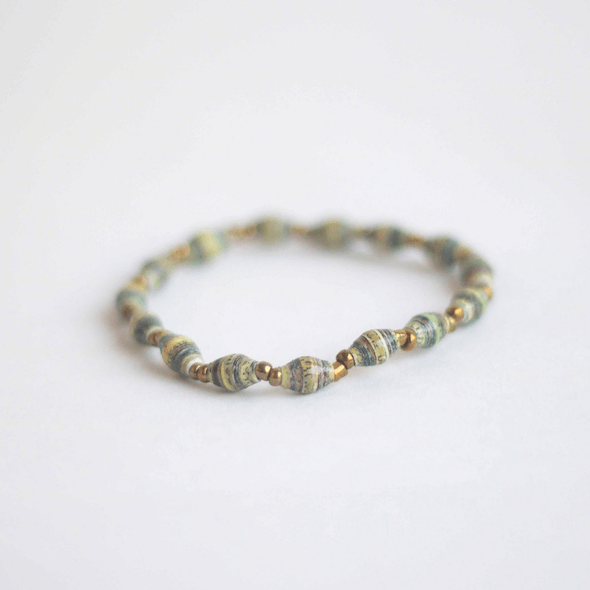 Single Bracelet - Striped