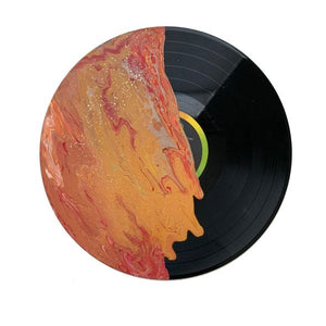 """Complete"" - Painted record"