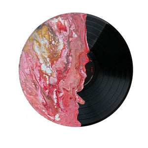 """Grace"" - Painted Record"