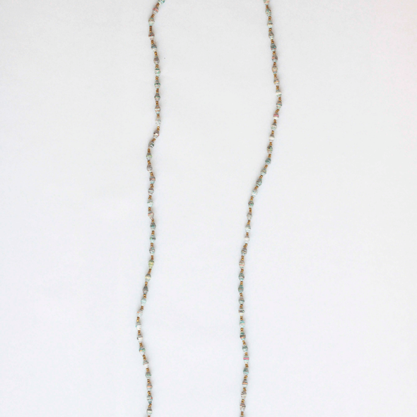 Long Necklace - Multicolored
