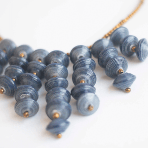 Necklace - Dark Blue
