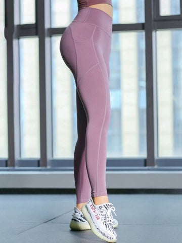 Slimming Leggings with Pockets